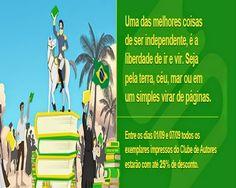 Marcia Pimentel: Mais uma Promoção na Livraria Online Clube de Auto...