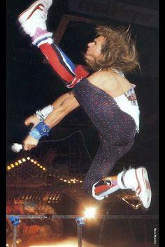 This man was a Goddamn acrobat!