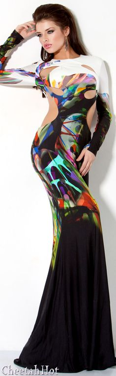 Gorgeous Designer Gown
