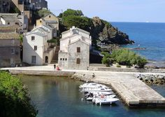 Porticciolu // Cap Corse Road Trip, River, Mansions, Monuments, House Styles, Places, Landscapes, Camping, Outdoor