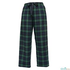 Wholesale Teal And Navy Flannel Pyjama Supplier USA