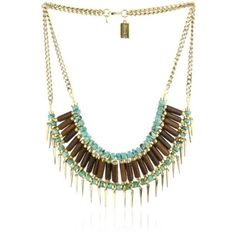 Jenny Bird Seven Wonders Collar Necklace - designer shoes, handbags, jewelry, watches, and fashion accessories | endless.com