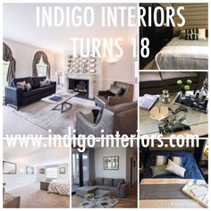 #IndigoInteriors celebrates 18 successful years of #DressToLet #DressToSell #DressToLive