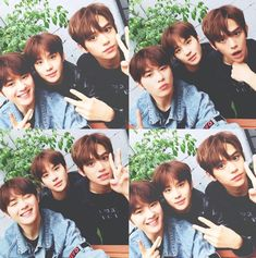 Jungwoo, Lucus and Kun