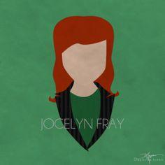 Jocelyn Fray by http://otepinside.tumblr.com/
