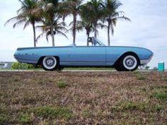 '62 Ford Thunderbird Convertible