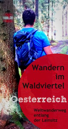 Wandern am 230 km langen Weitwanderweg im Oberen Waldviertel, Österreich cityseacountry.com Travel Through Europe, Heart Of Europe, Hidden Places, Reisen In Europa, In The Heart, Austria, Captain America, Traveling By Yourself, Travel Destinations