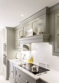White Kitchen Hood white kitchen with wood range hood | home | kitchen | pinterest