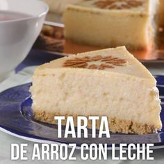 Video de Tarta de Arroz con Leche y Galleta María Mexican Food Recipes, Sweet Recipes, Cake Recipes, Dessert Recipes, Rice Cakes, Food Cakes, Cupcake Cakes, Traditional Mexican Desserts, Delicious Desserts