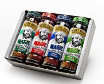 Chef Paul Prudhomme's Magic Seasoning Blends Magic 4-Pack, Qty. Four 2-ounce bottels // Description Chef Paul Prudhommes Magic Seasoning Blends has been in business since 1982 when customers from Chef Pauls New Orleans-based K-Pauls Louisiana Kitchen restaurant began asking to take home the chefs unique seasonings. What was once a garage-housed operation has grown to a 50,000 square-foot plant.// read more >>> http://Marina763.iigogogo.tk/detail3.php?a=B0000CDBPL