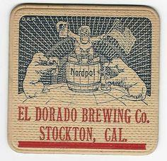 Beer Coasters, Brewing Co, El Dorado, North Pole