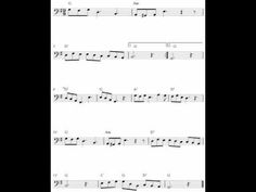 Beautiful Dreamer - Cello sheet music notes - YouTube