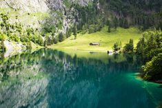 Der Obersee im Berchtesgadener Land – Farbexplosion vom Feinsten und meine Tipps für deinen Ausflug zum Obersee