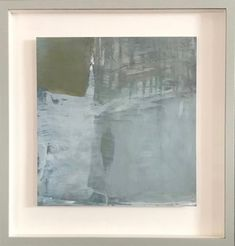 David Mankin Wrapped in Silence (Hungerford Gallery) Signed Acrylic and mixed media on paper 10 x 11 in 27 x 29 cms (Framed size: x cms) Mixed Media Canvas, Mixed Media Collage, Cricket, Abstract Art, David, Tapestry, Fine Art, Gallery, Painting