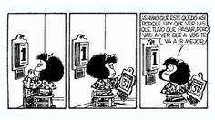 Mafalda! #Quino