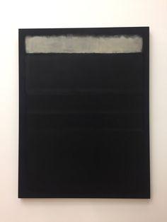 Untitled (White, Blacks, Grays on Maroon), 1963 at Kunsthaus Zürich