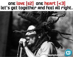 32 anos após sua morte Bob Marley continua presente em nossos fones e caixas de som mundo a fora. Quem nunca trabalhou e criou ouvindo suas músicas?!