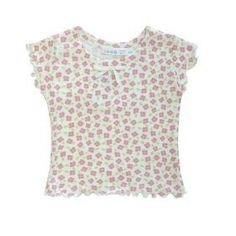 Under The Nile Lettuce Edge Tee Floral 12 Months *** Want additional info? Click on the image. (This is an affiliate link) #BabyBoyTops
