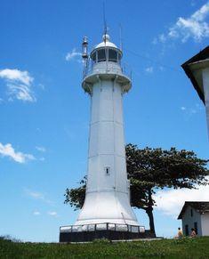 Farol de Santa Luzia, Vitória, Brazil