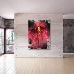 Shop for Ready2HangArt 'Painted Petals LV' Canvas Wall Art. Get free delivery at…