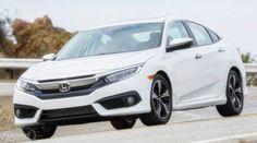 Estilização do novo sedan Honda Civic 2016 – Aus AUTO Honda Civic Sedan, Honda Civic 2015, Civic Sedan 2016, Honda Civic Type R, Toyota Corolla, Carros Sedan, Honda Motors, Mens Toys, Automobile Industry