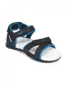 Puma Men Marcus Black Sports Sandals