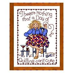 0 point de croix femme quilting - cross stitch quilting woman