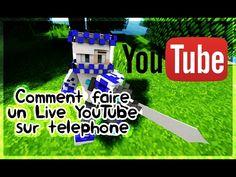 - Comment faire un live YouTube sur téléphone   #android #comment #faire