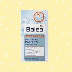 Anti-Pickel Patches Balea 1,95 €