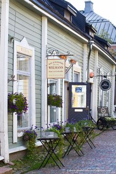 The postcard charm of Porvoo