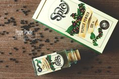 Spices Products by Bigo Trần Huy Art Concept & Food & Styling & Photograph by AlexT
