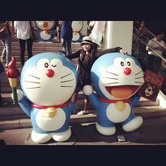 #doraemon #doraemonhk #doraemon100 #harbourcity #collection #travel #trip #photo #souvenir #igerasia #iger #iphone #instaphoto - @tinecallo- #webstagram