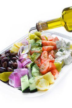 Greek Village Salad Recipe on Yummly. @yummly #recipe