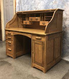 Lovely Roll top Desk Ebay
