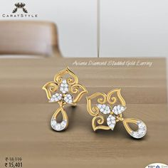 Now that i have you, i plan on keeping you too.#diamond #earring #diamondearring…