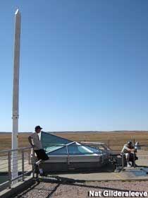 Minuteman Missile Silo Ellsworth AFB South Dakota