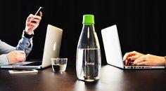 Botella ecológica Retap 0,8 L, ideal para la oficina – www.grupens.com