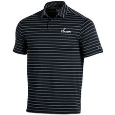 304e382f7de8a Under Armour Coolswitch Putting Stripe Polo