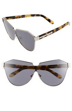 Karen Walker 'Cosmonaut - Arrowed by Karen' 67mm Sunglasses available at #Nordstrom