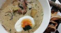 Hummus, Eggs, Cooking, Breakfast, Ethnic Recipes, Soups, Czech Recipes, Kitchen, Morning Coffee