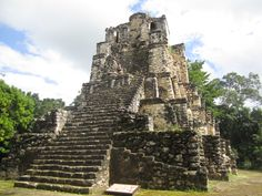 Plan your trip to Sian Ka'an (origin of the sky) Mexico and you'll see amazing, unique flora and fauna. Riviera Maya, Places To Travel, Places To See, Maya Architecture, Quintana Roo Mexico, Mayan Ruins, Archaeological Site, What A Wonderful World, Ancient Civilizations