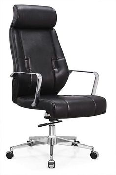 luxury leather office chair pu executive chair big boss chair eames
