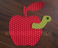 Poma amb cuc