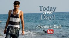 Coming up!! #Senzafaresulserio #gianmariacomito #todayistheday #malikaayane #youtube #cover #comevorreiridurretuttoadungiornodisole #coversongs #music #italianmusic #italianguy #sugarmusic #beach #sun Gianmaria Comito - Senza fare sul serio - Teaser: https://youtu.be/QO-thBWYuRA