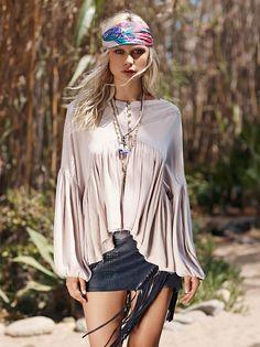 Daisy Top //   Free People - Women's Boho Clothing & Bohemian Fashion
