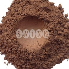 Smink Loose Mineral Matte Eyeshadow  Blow Me Down by TvalSkincare