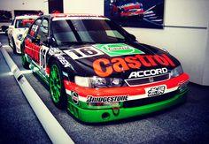 Castrol Honda WTCC @hondaracingwtcc MUGEN ACCORD