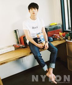 Seo Kang Joon for NYLON 3