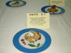 Tagliolini con ortaggi e rana pescatrice, la ricetta di Vita e Argento