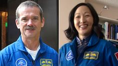 A flight suit once worn by astronaut Chris Hadfield is apparently now the property of a Toronto doctor who found it in — of all places — a local thrift store.